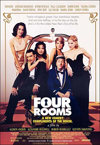 Four Rooms - A Comedy Compliments Of The House