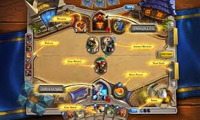 Hearthstone - Board Layout & Basics Diagram